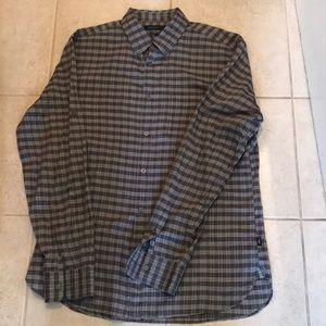 John Varvatos USA Button Up Shirt Like New